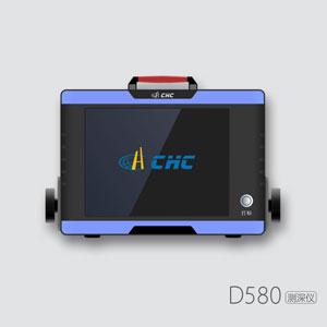 华测D580双频变频单波束测深仪_华测D580双频变频