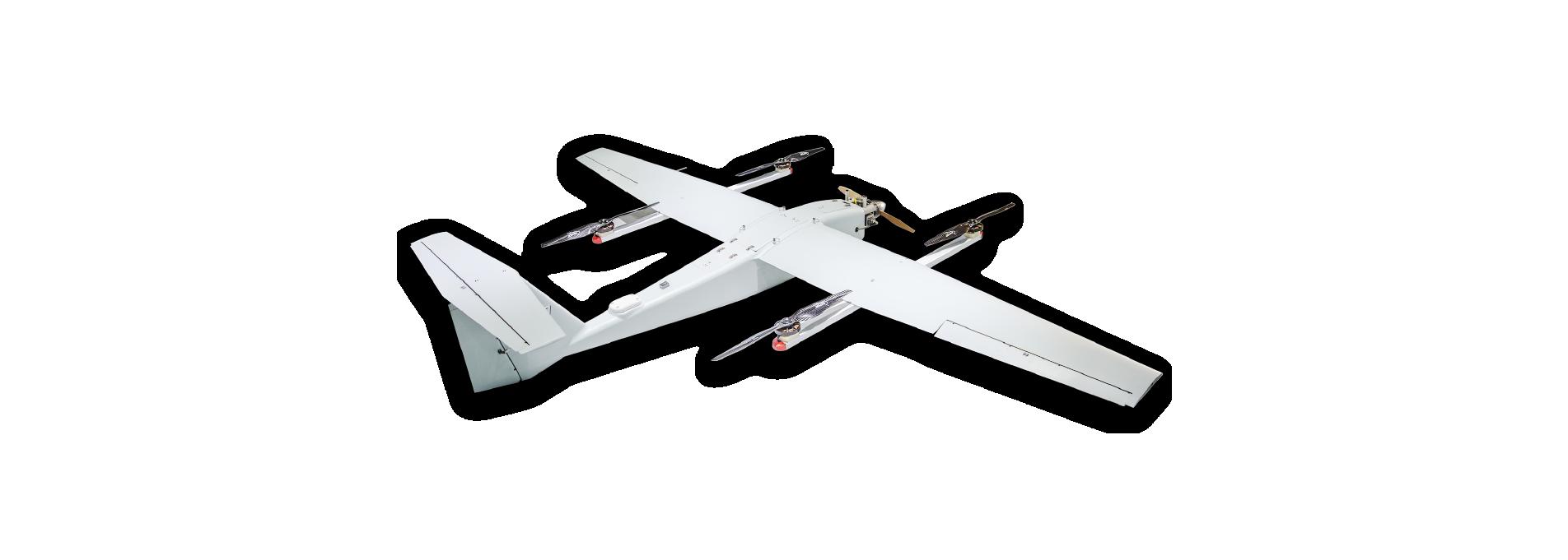 大鹏CW-20垂直起降固定翼无人机_测绘无人机_航摄