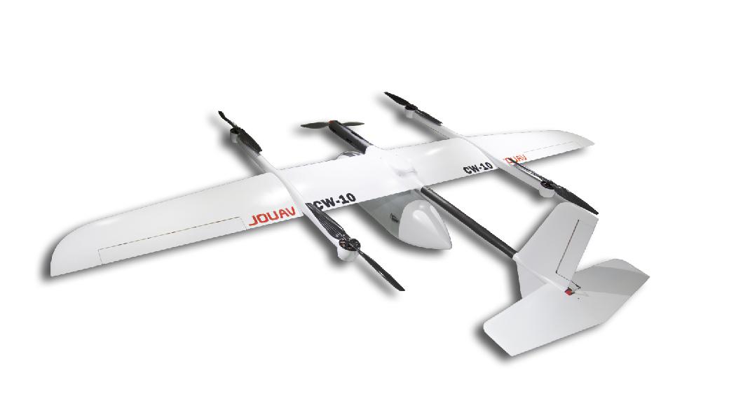 纵横大鹏CW-10垂直起降固定翼无人机_测绘无人机